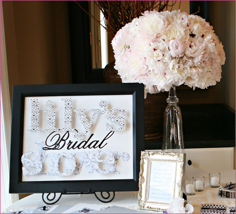 Bridal shower concepts as seen on hostess with the mostess for Bridal shower kitchen tea ideas