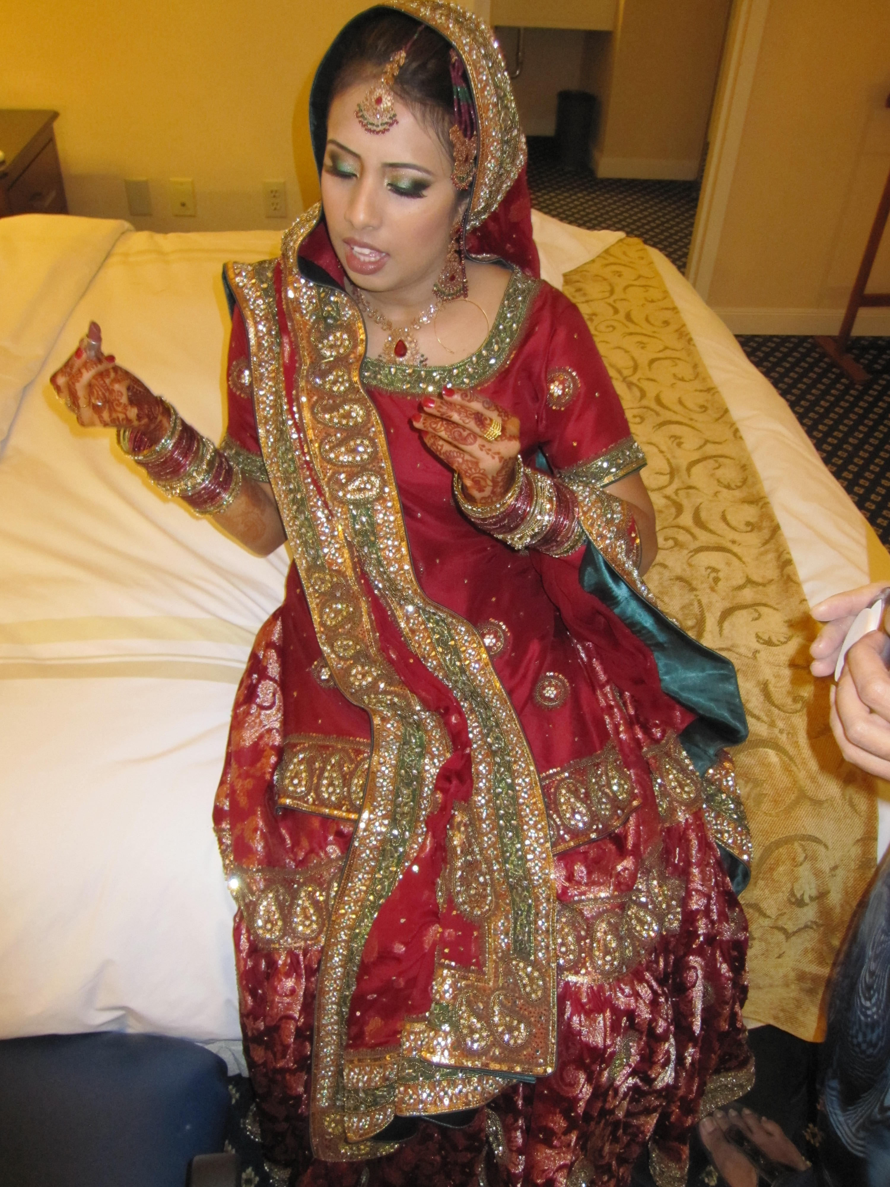 pakistani bridal makeup | the bridal diaries